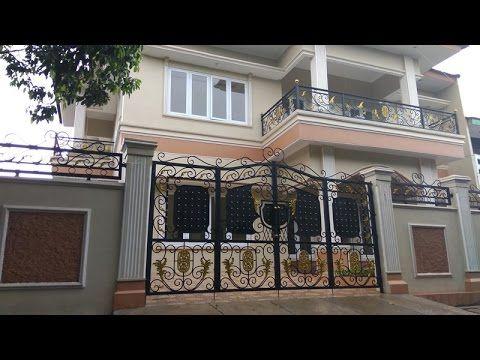 Rumah Dijual - Rumah Mewah Kav AL di Duren Sawit | Kolam Renang