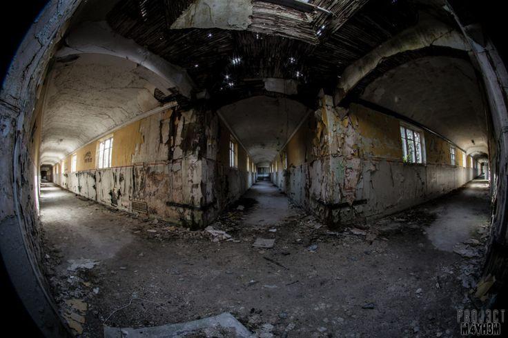 Insane Asylums Mental Hospitals Signs Urbex Severalls