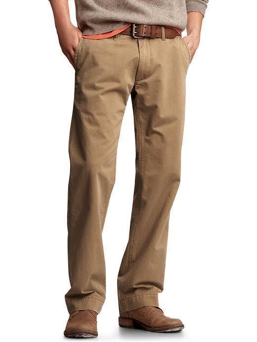 Mens The Vintage Khaki Pants