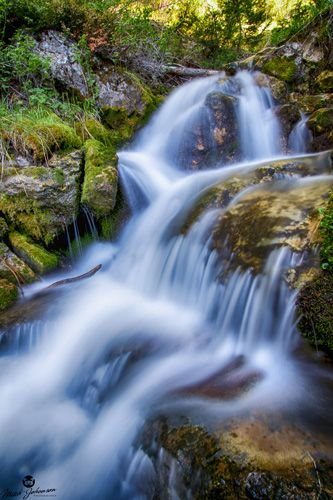 Stream of light - Slow Shutter Speed Photography