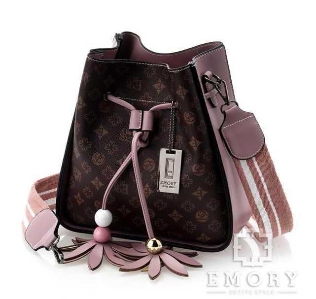 Floral Women Backpack. Source · Tas Wanita Model Selempang Terbaru Tas  Emory Sulivan in Monogram 03EMO1611 ini Sangat pantas cocok di e26e700713