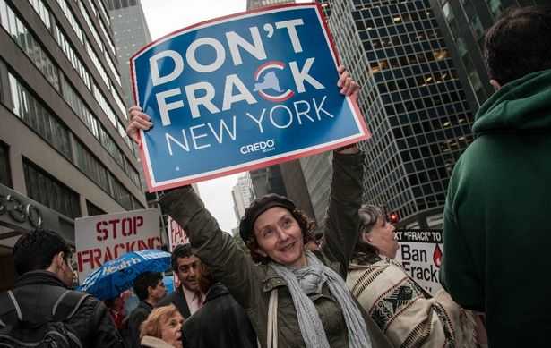 The Alarming Research Behind New York's Fracking Ban An analysis of the findings in Governor Andrew Cuomo's 184-page review of hydraulic fracturing