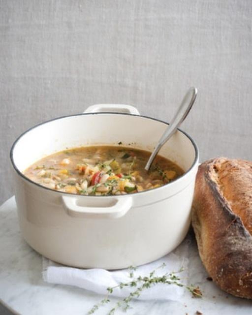 Butternut Squash and White Bean Stew