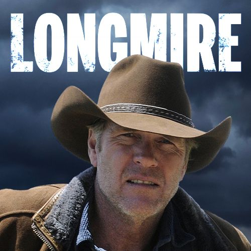 Longmire - Walt Longmire upholds the law while putting his life back together with the help of his daughter, co-workers and close confidant Henry Standing Bear.