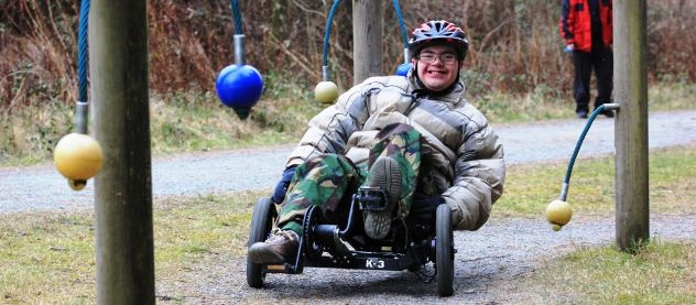 Disabled holidays: Accessible Cycling