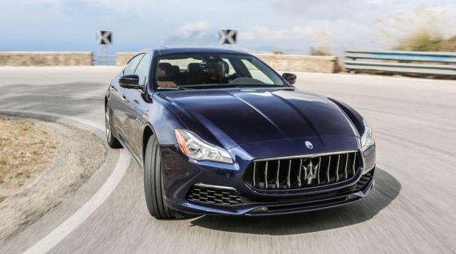 2018 Maserati Quattroporte Price, Review