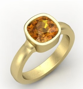 citrine and yellow gold, the perfect pair for this Vahagan Ring: Yellow Gems, Vahagan Rings, 14K Yellow, Jewelry Passi N, Yellow Gold Rings, Sterling Silver Rings, Perfect Pairings, Cushions Citrine, Citrine 14K