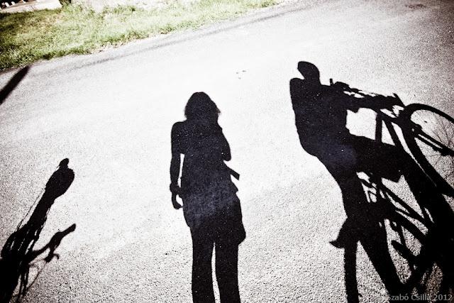 árnyékos. #shadows