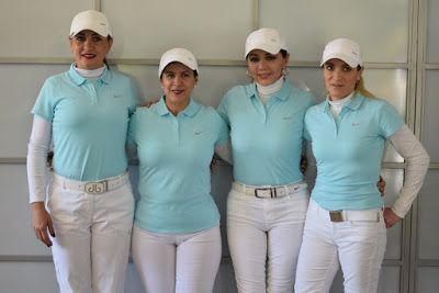 Nuevo Comité de golf de damas en Pulgas Pandas ~ Ags Sports