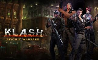 Third-Person Shooter (TPS) DYNAMIC SHOOTING ACTION GAME! KLASH!! KLASH: Psychic Warfare is a sci-fi TPS action and online shooting game with supernatural powers, and heavy focus on battle in a 'futuristic world.' Come on! Let's play!