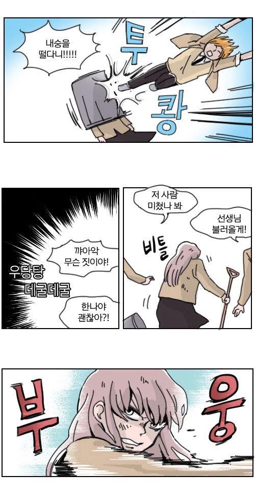 comic content