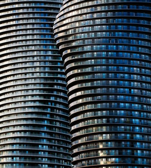 Travelingcolors: Absolute Towers, Mississauga