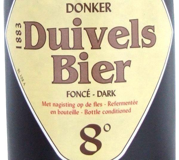 Duivels Bier Donker 330ml Beer in New Zealand - http://www.aotearoabeer.co.nz/beer-in-new-zealand/duivels-bier-donker-330ml-beer-in-new-zealand/ #NewZealand #Aotearoa #beer #nzbeer