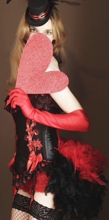 j valentine halloween costume