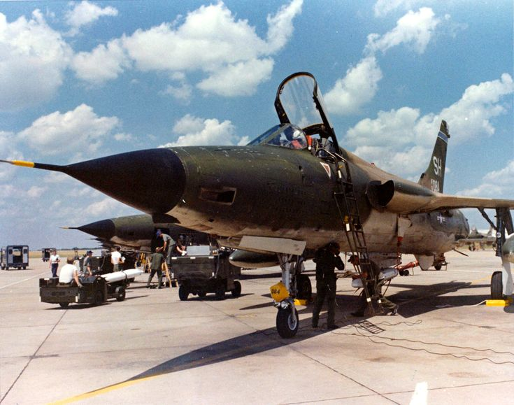82 Best Images About F-105 Thunderchief On Pinterest