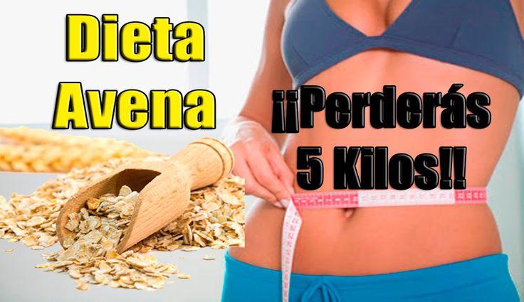 ¡Elimina 5 kilos en 5 días! Con esta sorprendente dieta de AVENA.   ¿Que Ocurre?