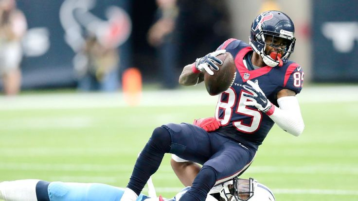 Ex-Texans WR Nate Washington signs with Patriots