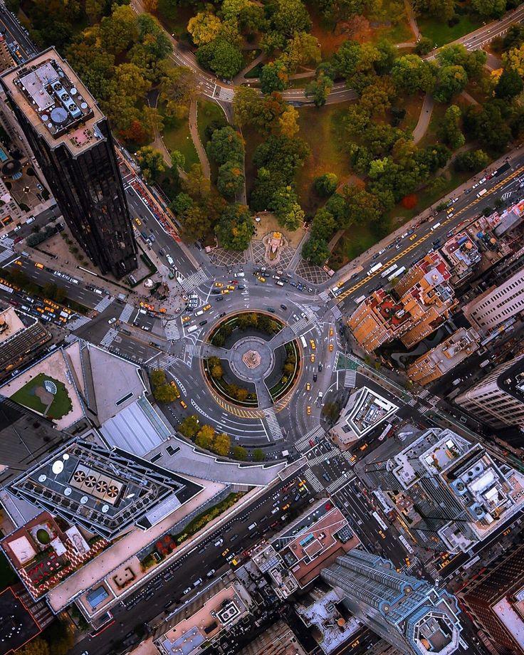 Columbus Circle NYC by Greg Torchia @gregroxphotos | newyork newyorkcity newyorkcityfeelings nyc brooklyn queens the bronx staten island manhattan