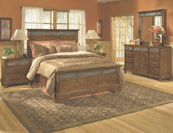 Bon Rustic Country Bedroom Decorating Ideas