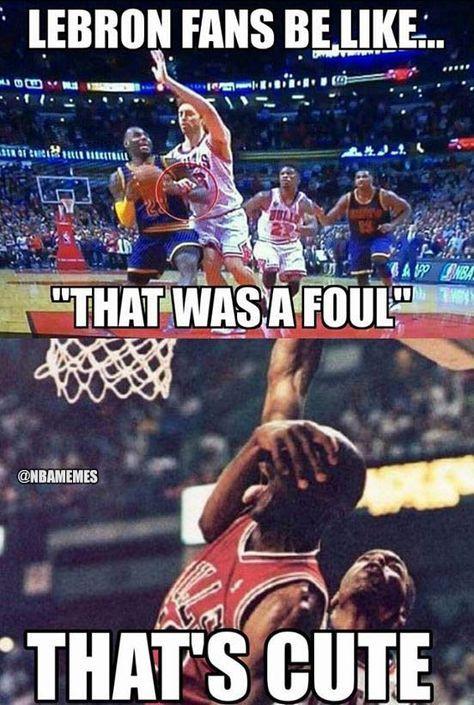 Michael Jordan be like... - http://nbafunnymeme.com/nba-funny-memes/michael-jordan-be-like