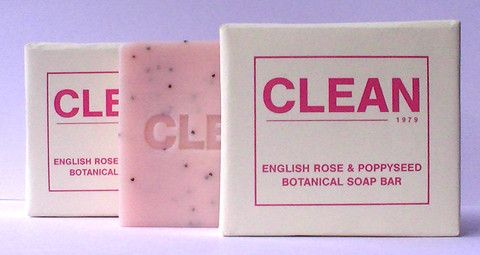 Rose & Poppyseed CLEAN Botanical Soap bars http://cleansoap.co.uk/collections/frontpage/products/rose-poppyseed-botanical-soap-bar