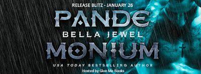 Release Blitz for Pandemonium by Bella Jewel