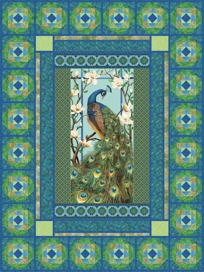Big Panel Quilt Patterns Free Design Piece And Quilt A