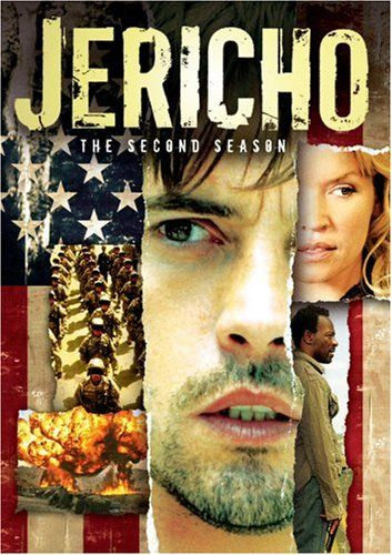 jericho tv cast   Jericho - Season Two ( 2008 )