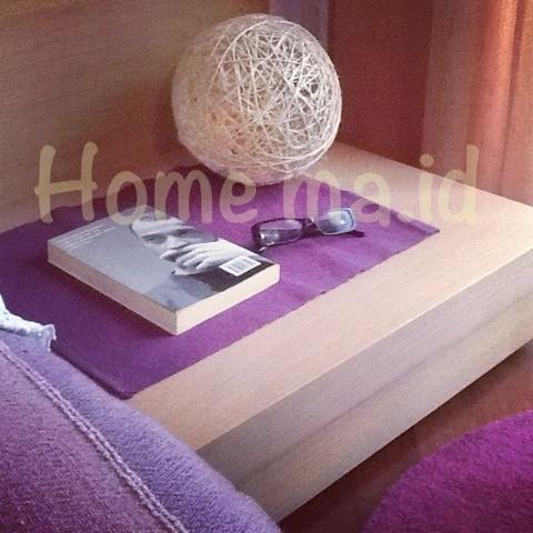 Tutorial: lampada di spago Fai Da Te. Un progetto molto semplice ma di grande effetto. Idea regalo. by HOME MAde IDeas