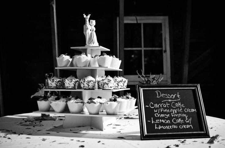 Pistachios Catering & Events Dessert Table
