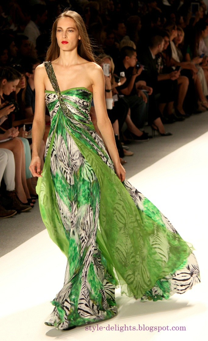 Style-Delights: Carlos Miele Spring 2013 collection at NYFW