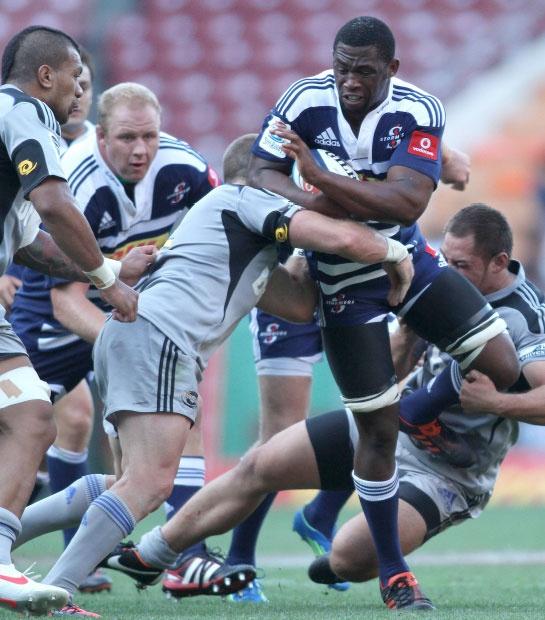 Siya Kolisi - DHL Stormer and Springbok rugby player