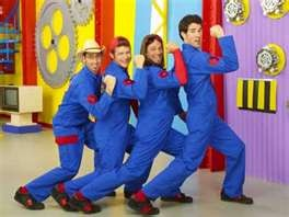 Who Is The Girl On Imagination Movers