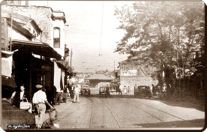 Üsküdar - 1940'lar