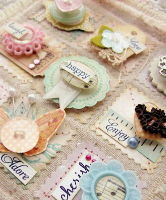 What a fun blog for paper crafters!
