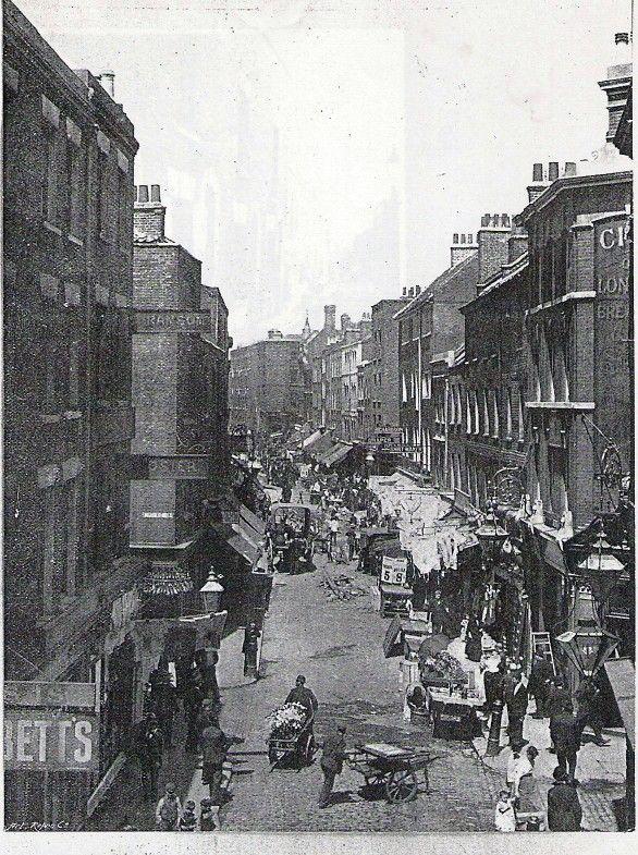 Brick Lane, 1895.