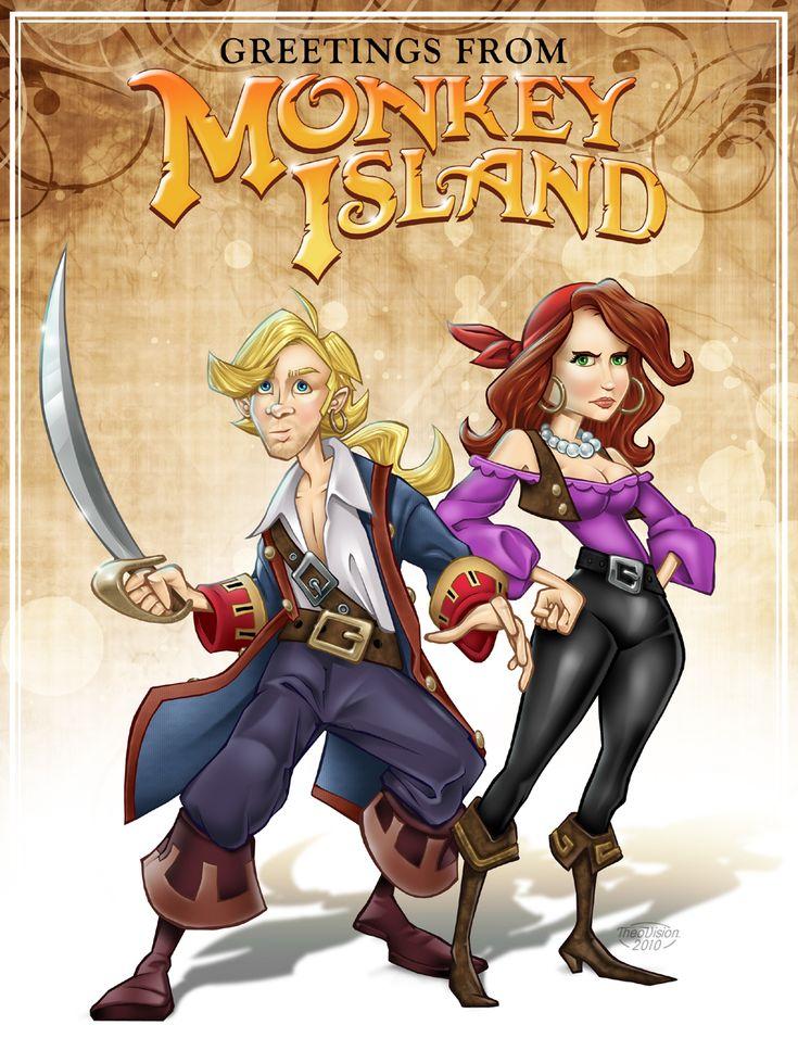 Monkey Island Hilfe