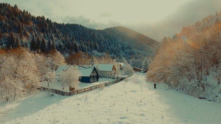 Cozy Scandinavian House from Romania