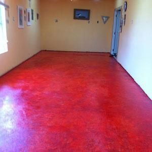 Pfc 03 Red Baron 1 Part Epoxy Concrete And Garage Floor Paint