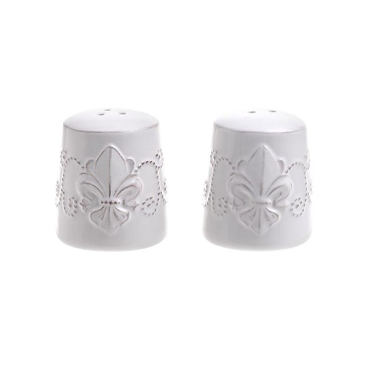 Salt And Pepper Set Of 2 Pieces - inart