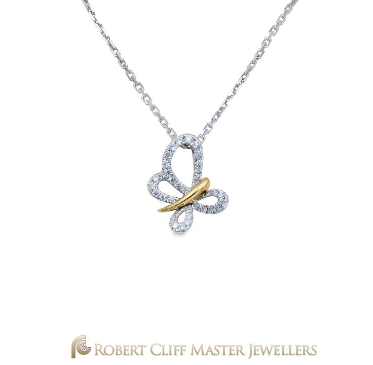 Beautiful #diamond set butterfly pendant. Just enough time to purchase this for #ValentinesDay . Browse more #jewellery range here: bit.ly/RCMJdiamondpendants --- #Diamonds #diamondpendant #stunningjewellery #bling #blingbling #luxurybrand #luxurylife #diamondsareforever #diamondlife #jewellerydesign #fashionaccessories #jewelleryaddict #jewellery #design #fashion #beauty #style #jewellerydesign #instastyle #fashionstyle #bling #accessory #castletowers #sydney #jeweller