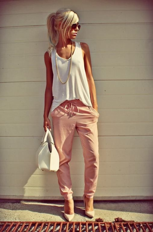 Lose fit outfit. #streetlove #streetstyle #classy Kingston Harem Pants