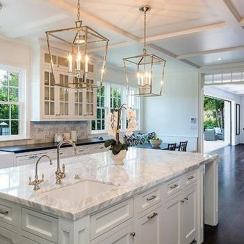 best 25 kitchen island lighting ideas on pinterest island lighting kitchen island light fixtures and blue kitchen island - Lights Over Island In Kitchen