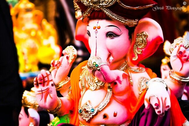 360 Best Ganesha Images On Pinterest: 9 Best Images About Ganpati Bappa On Pinterest