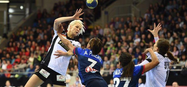 Deutsche Frauen unterliegen Frankreich im Spitzenspiel der EURO-Qualifikation