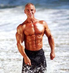At age 53, David Gooding is a motivating example of how to use strength and conditioning techniques to improve overall health.