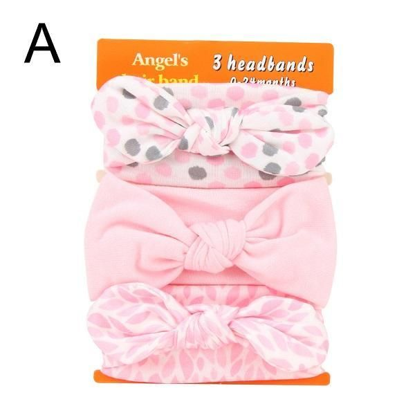 Flower Toddlers Infant Baby Girl Lace Hair Band Headband Headwear Hat Hoc