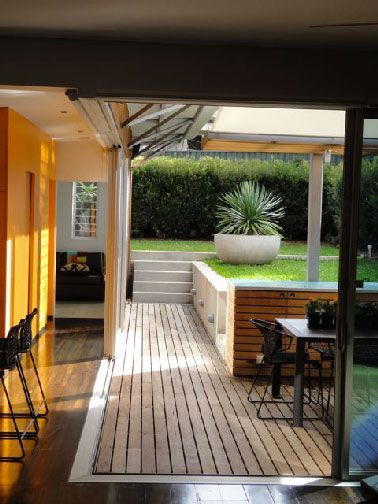 17 best images about terrasse en bois on pinterest coins for Petit jardin avec terrasse
