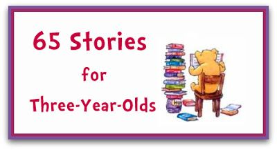 65 Books for Three-Year-Olds