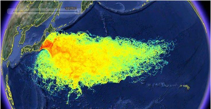 Fukushima océan - L'Economiste Maghrebin